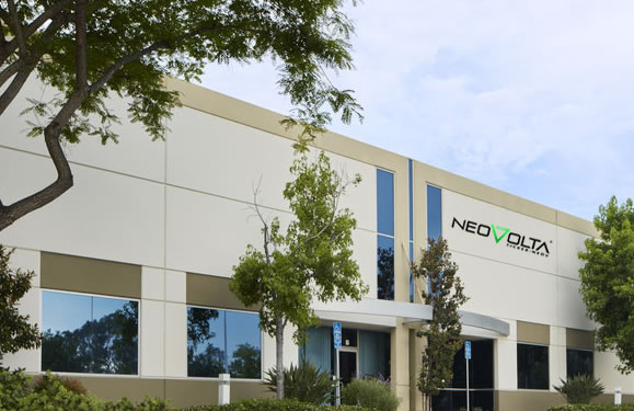 NeoVolta Expands to Dedicated Production Facility