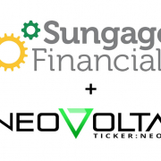 NeoVolta Partners with Sungage Financial
